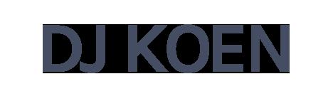 DJ Koen Oudenaarde Logo